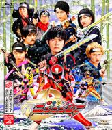 スーパー戦隊シリーズ 手裏剣戦隊ニンニンジャー Blu‐ray COLLECTION 4<完> ジャケット画像